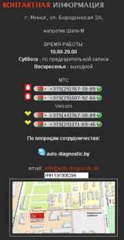Auto-Diagnostic.by (auto-diagnostic.by)